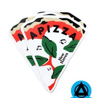 New Haven Apizza Sticker (Set of 3)
