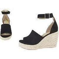 Oh My Espadrille Wedges - FINAL SALE