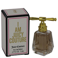I am Juicy Couture by Juicy Couture Mini EDP .17 oz