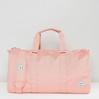 Herschel Supply Co. Ravine Carryall in Strawberry Ice at asos.com