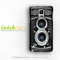 Rolleicord Old Camera Samsung Galaxy Note 3 Case Note 4 Case