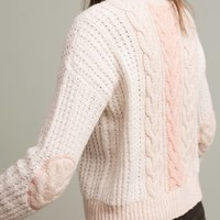 Marie Cabled Pullover