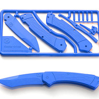 DIY Pocket Knife Model Kit