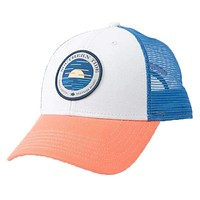 Circle Horizon Patch Trucker Hat by Southern Tide