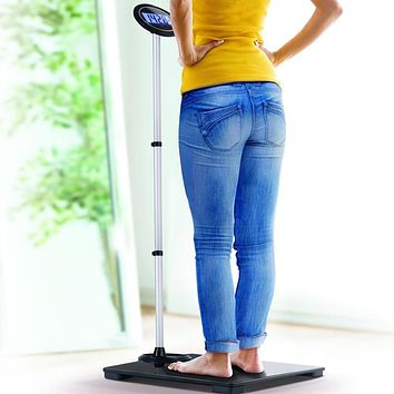 Digital Body Weight Bathroom Scale with Extended Display
