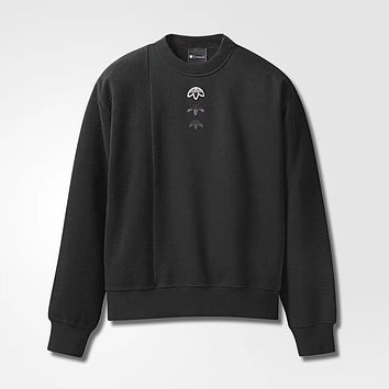 Adidas By Alexander Wang Fashion Men/Women Pullover Sweatshirt
