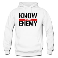 Know Your Enemy Hoodie