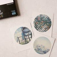 Impossible Color Polaroid 600 Round Frame Instant Film - Urban Outfitters