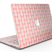 Tropical Summer Pineapple v2 - MacBook Air Skin Kit