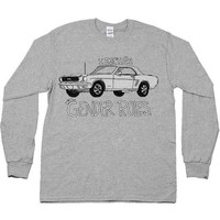 I Don't Roll With Gender Rolls -- Unisex Long-Sleeve