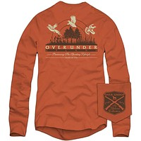 Long Sleeve Upland Collection T-Shirt by Over Under Clothing
