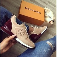 shosouvenir 【Louis Vuitton】LV woman Fashion casual shoes