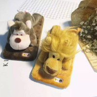 Lovely plush toys Case Cover for Apple iPhone 6 6S 6 Plus 6S Plus 16090504002
