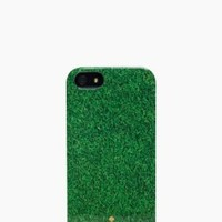 astroturf grass iphone 5 case - kate spade new york