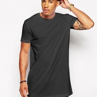 ASOS | ASOS Super Longline T-Shirt With Relaxed Skater Fit at ASOS