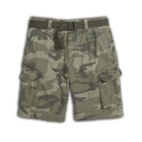 Trilogy Ripstop Mens Cargo Shorts