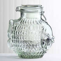 Global Amici: Pesce Cookie Jar, at 40% off!