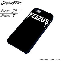 yeezus For iPhone Cases Phone Covers Phone Cases iPhone 5 Case iPhone 5S Case Smartphone Case