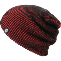 Aperture Avenue Red & Black Beanie at Zumiez : PDP