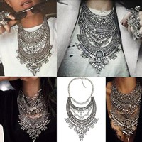 Bohemian Chic Statement Necklaces