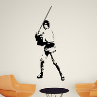 Stylish Star Wars Wall Sticker (50*126cm)
