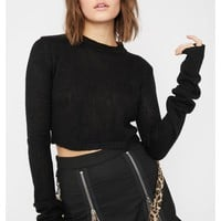 Badlands Crop Sweater