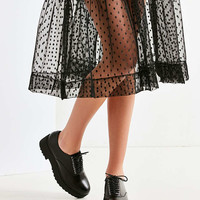 Jeffrey Campbell Baird Platform Oxford - Urban Outfitters