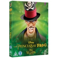 Princess And The Frog Blu-ray | Disney Store