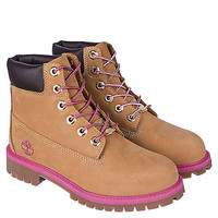 Timberland 6 In. Premium Special Wheat/Tan Boot | Shiekh Shoes