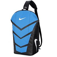 Nike Women Men Fashion Leather Shoulder Bag Handbag Backpack Crossbody