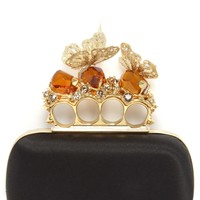 Alexander McQueen 'Butterfly Knuckle Clasp' Clutch | Nordstrom