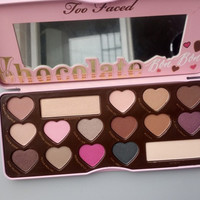 16 Color Matte Eye Shadow Nude Eyeshadow Heart-shaped Faced